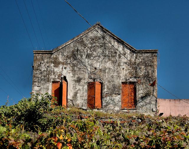 Adam Strain Building 1813 Darien Vanishing Coastal