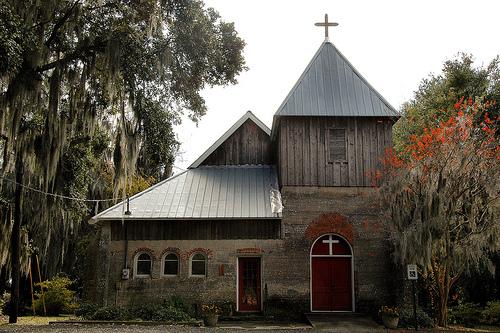 St cyprians episcopal church tabby gothic architecture darien ga 333 pixels sciox Gallery