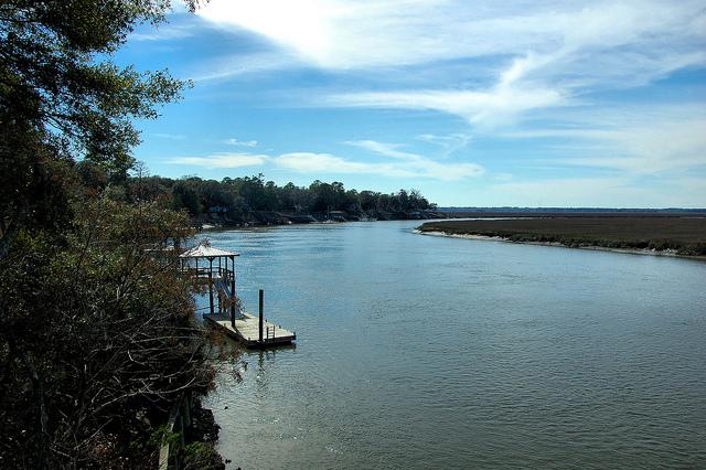 Sapelo river ga belleville historic fishing community for Georgia coast fishing