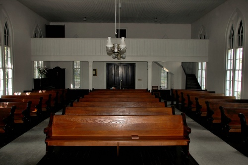 walthourville-ga-presbyterian-church-liberty-county-historic-landmark-midway-retreat-interior-balcony-slave-gallery-picture-image-photo-copyright-brian-brown-photographer-vanishing-coast