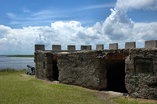 Treaty Of St Simons Island