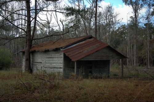 Chatman Community Riceboro GA Liberty County African American Vernacular Store 1930s 1940s Falling Front Picture Image Photo © Brian Brown Vanishing Coastal Georgia USA 2012