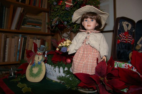 Ashantilly Darien GA Christmas Decor Toys Photograph Copyright Brian Brown Vanishing Coastal Georgia USA 2014