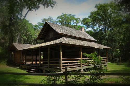 oatland-island-ga-heritage-homesite-david-delk-gum-branch-liberty-county-1835-pioneer-farmhouse-reconstruction-relocated-1979-picture-image-photograph-copyright-brian-brown-vanishing-coastal-georgia-usa-2015