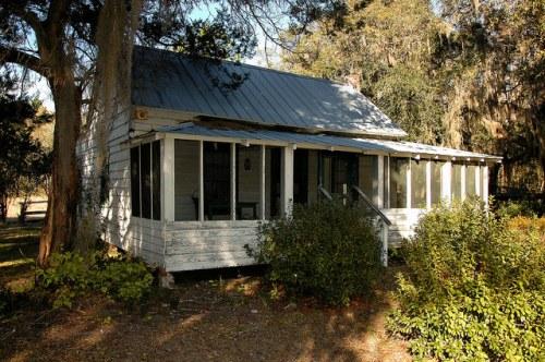 Eddie Bowens House 1903 Historic Seabrook Village GA Liberty County Photograph Copyright Brian Bown Vanishing Coastal Georgia USA 2015
