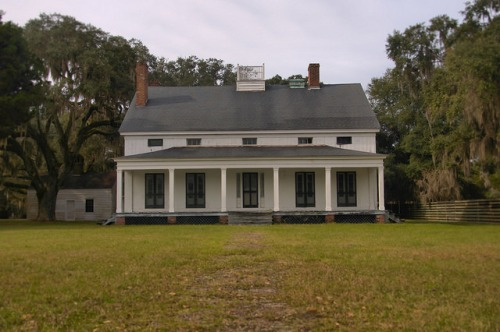 Kilkenny Plantation Henry Ford Restoration Bryan County GA Photograph Copyright Brian Brown Vanishing Coastal Georgia USA 2015