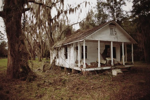Sunbury Plantation Guest House Liberty County GA Photograph Copyright Brian Brown Vanishing Coastal Georgia USA 2016