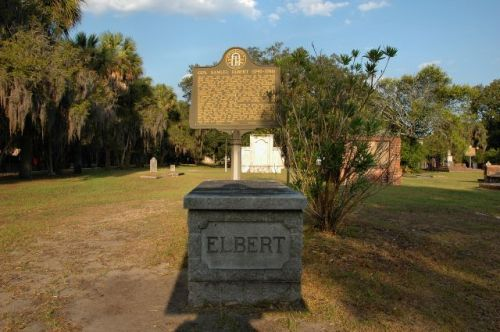 colonial park cemetery savannah ga general samuel elbert photograph copyright brian brown vanishing coastal georgia usa 2016