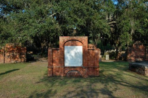 colonial park cemetery savannah ga shellman crypt photograph copyright brian brown vanishing coastal georgia usa 2016